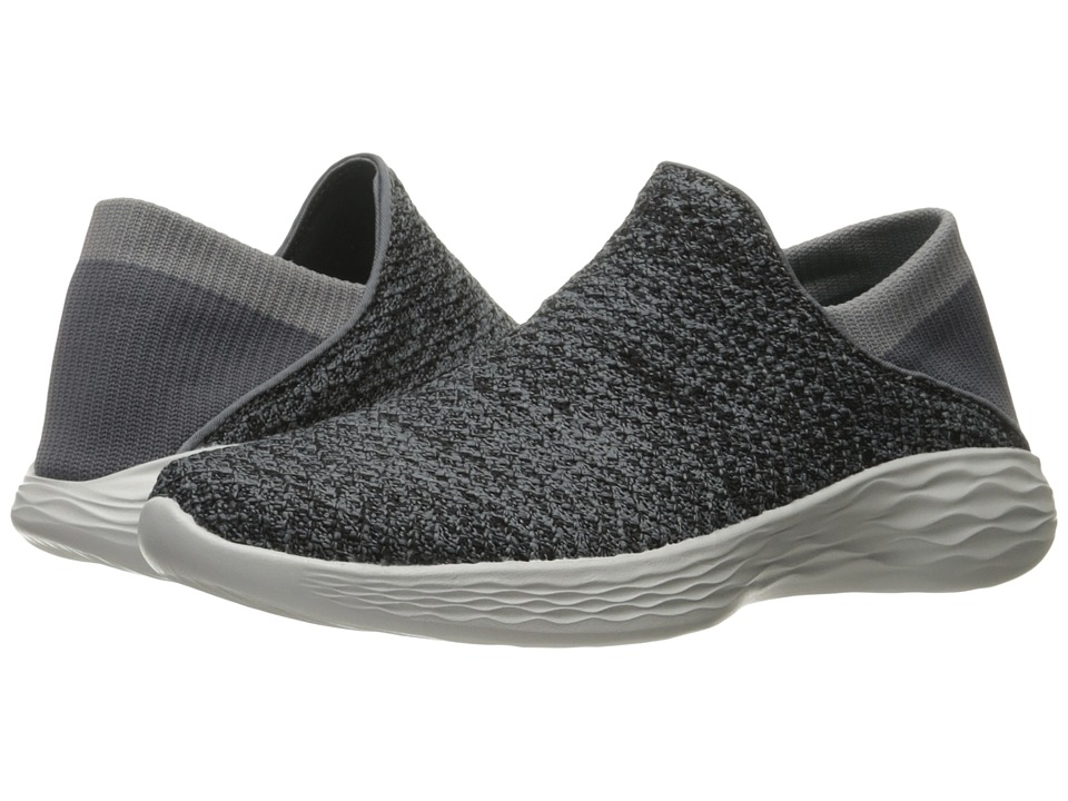 SKECHERS Performance You - Movement (Charcoal) Women's Shoes