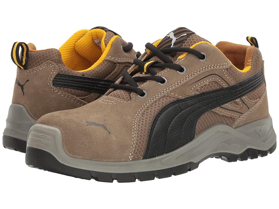 Puma Safety - Omni ST (Brown) Men's Work Boots