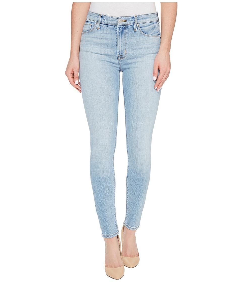 Hudson Barbara High Waist Super Skinny Five-Pocket Jeans in Seventeen (Seventeen) Women