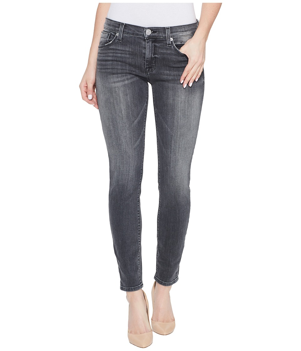 Hudson Nico Mid-Rise Ankle Super Skinny Five-Pocket Jeans in Spectrum (Spectrum) Women
