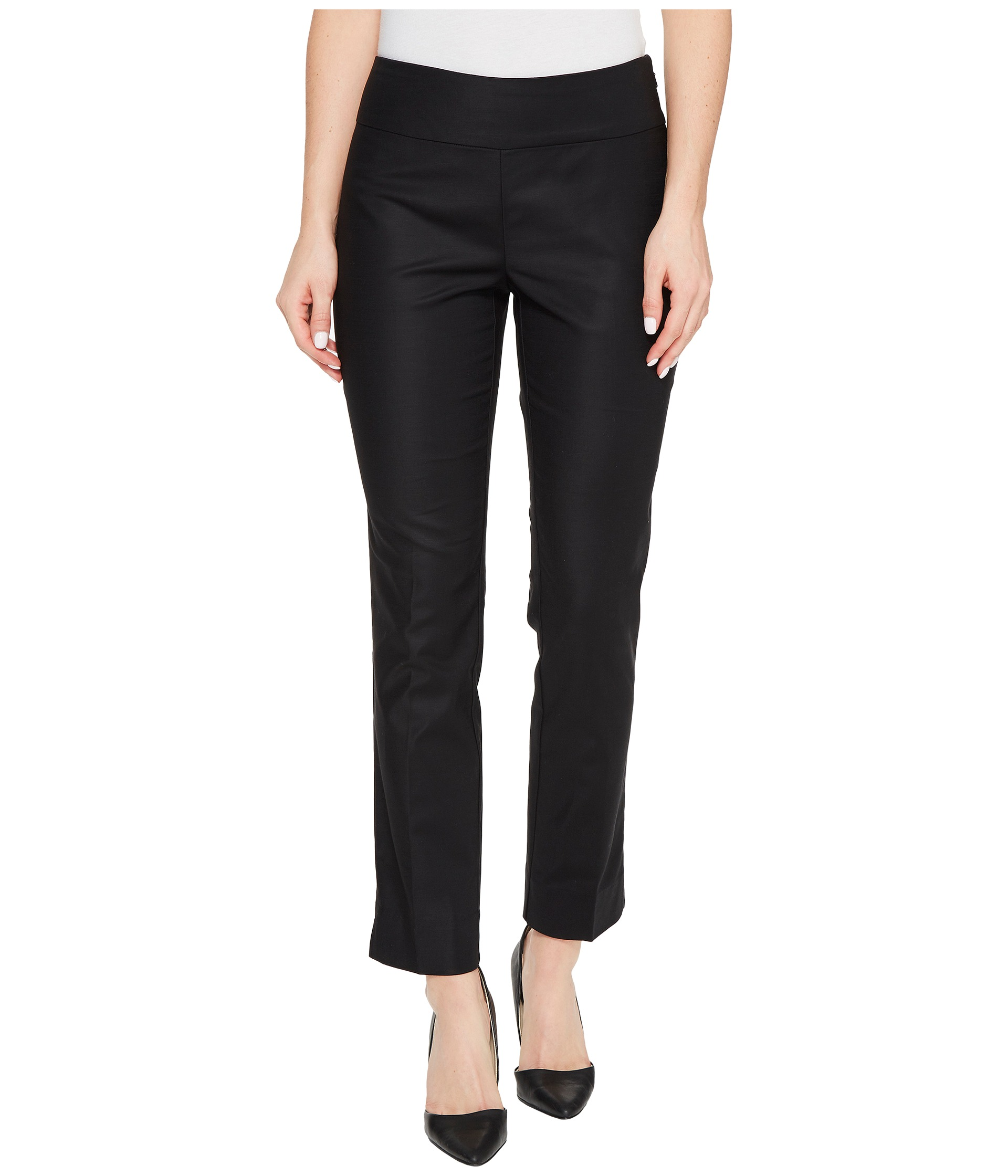 NIC+ZOE The Perfect Pants Modern Slim Ankle at Zappos.com