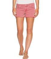 Hudson - Kenzie Cut Off Five-Pocket Shorts in Dusted Orchid