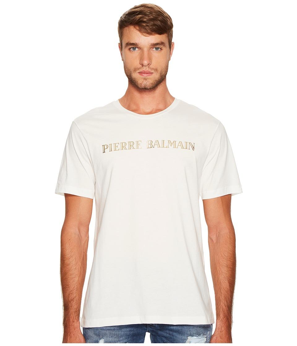 Pierre Balmain - Logo T-Shirt
