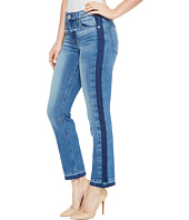 Hudson - Tilda Mid-Rise Crop Cigarette w/ Side Seam Detail in Impulse