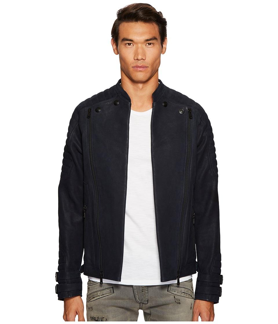Pierre Balmain - Leather Biker Jacket