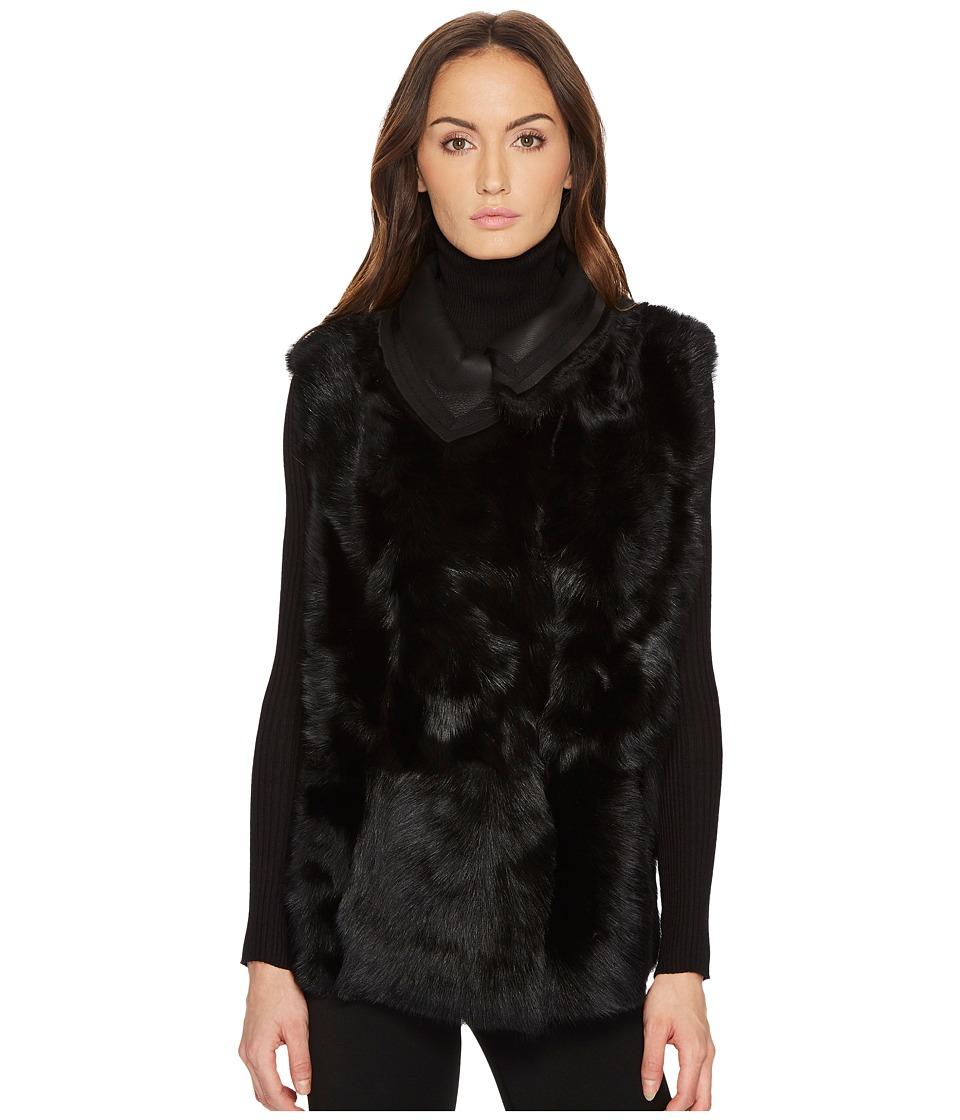 ESCADA Sport - Lambaras Faux Fur Vest