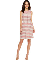 Rebecca Taylor - Sleeveless Optic Tweed Dress