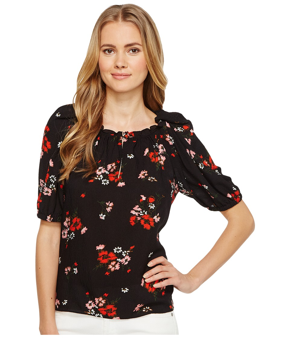 Rebecca Taylor - Short Sleeve Marguerite Top
