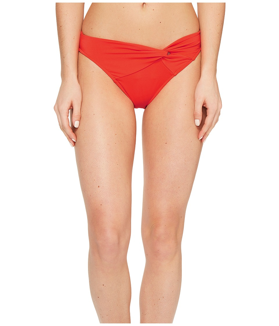 JETS by Jessika Allen - Jetset Asymmetrical Twist Front Bikini Bottom