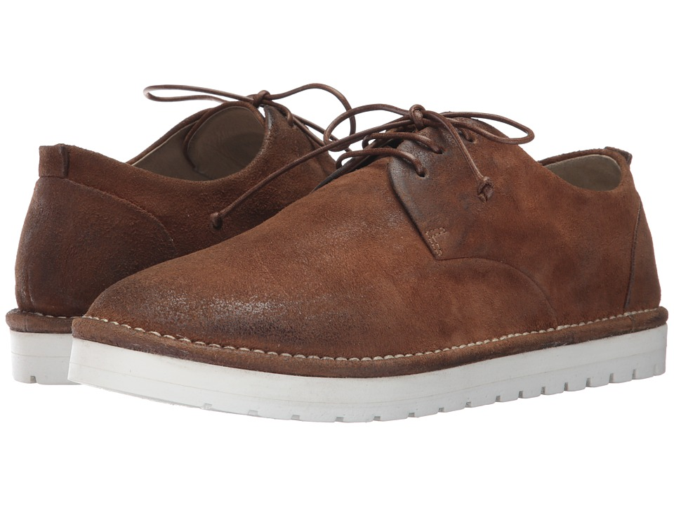Marsell - Gomme Suede Lace-Up