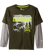 Carhartt Kids - Force In the Woods Tee (Big Kids)
