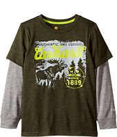 Carhartt Kids - Force In the Woods Tee (Little Kids)