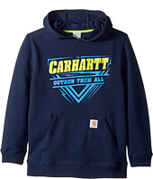Carhartt Kids - Outrun Them All Sweatshirt (Big Kids)