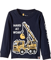 Carhartt Kids - Hard At Work Tee (Toddler)