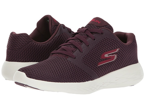 SKECHERS Go Run 600 - Burgundy
