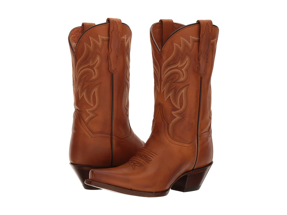 Dan Post Kerry (Cognac) Cowboy Boots