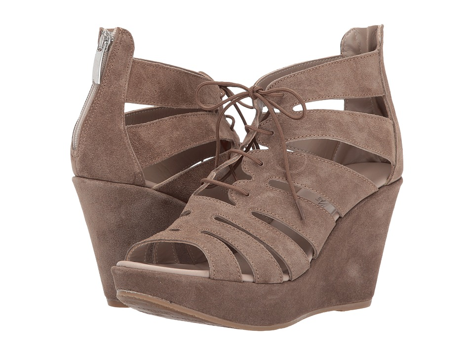 Cordani - Rally (Taupe Suede) Womens Wedge Shoes