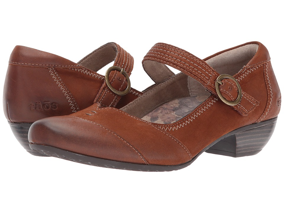 Taos Footwear Virtue (Whiskey Oiled Leather) Women