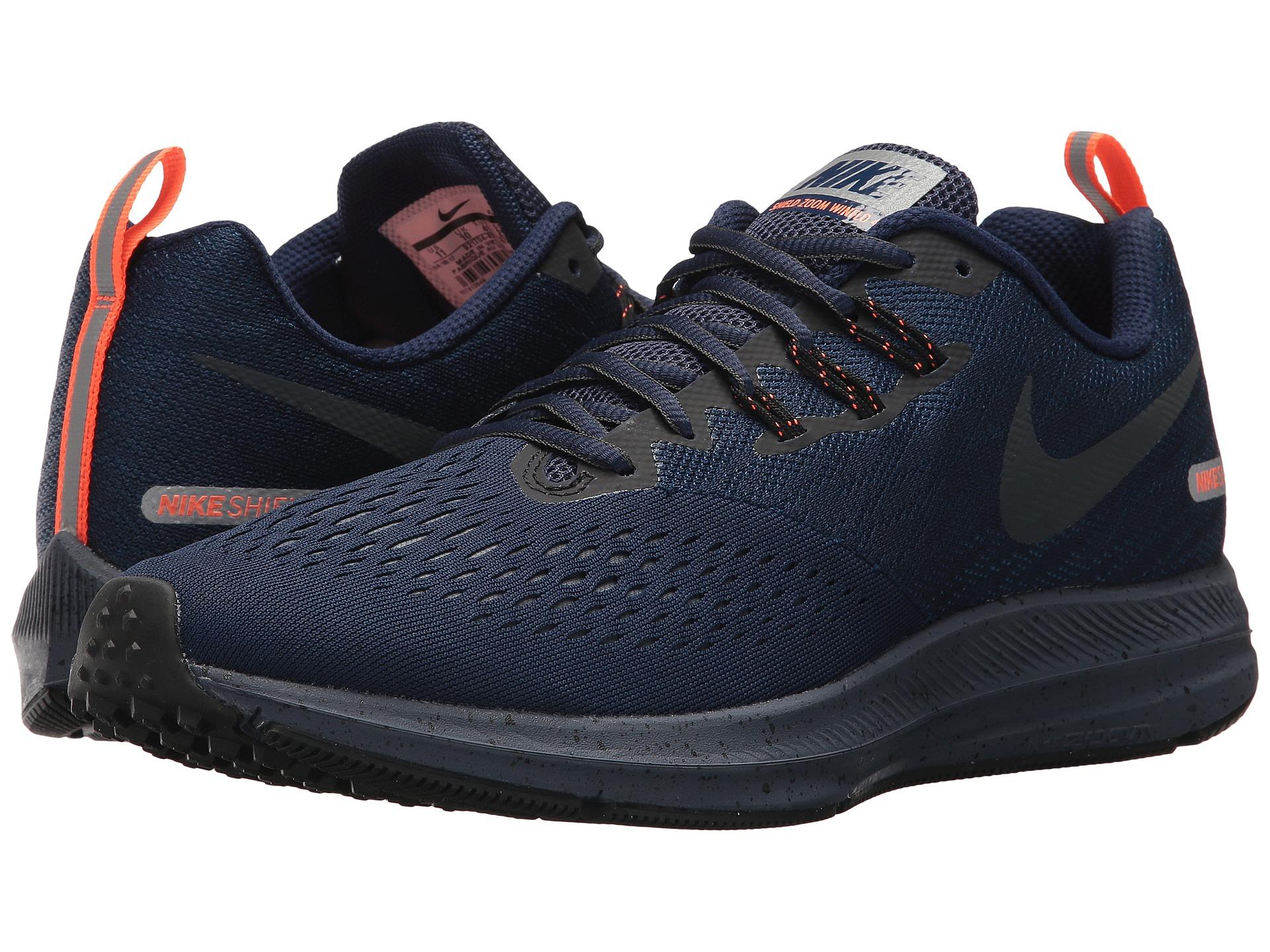 Nike Air Zoom Winflo  Shield Men S Running Shoe