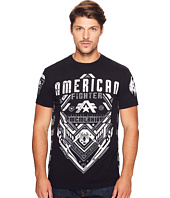 American Fighter - Miller Short Sleeve Panel Tee