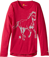 Carhartt Kids - Force Run Free Horse Tee (Big Kids)