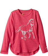 Carhartt Kids - Force Run Free Horse Tee (Little Kids)