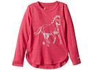 Carhartt Kids Force Run Free Horse Tee (Little Kids)