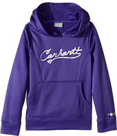 Carhartt Kids - Force Script Sweatshirt (Little Kids)