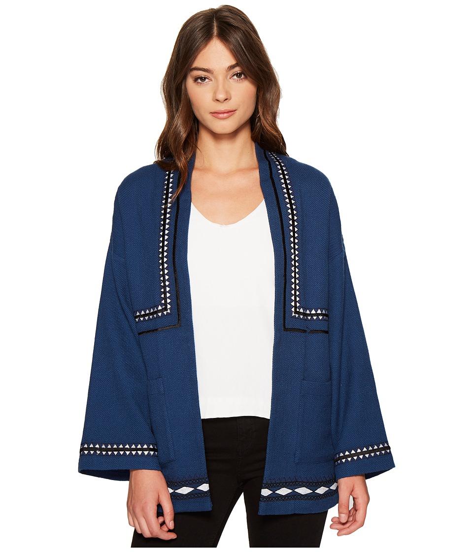 Dolce Vita - Keegan Jacket (Chambray) Women's Coat