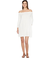 Culture Phit - Taryn Long Sleeve Off the Shoulder Dress