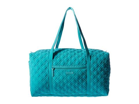 Vera Bradley Luggage Large Duffel - Turquoise Sea