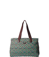 Vera Bradley Luggage - Triple Compartment Travel Bag