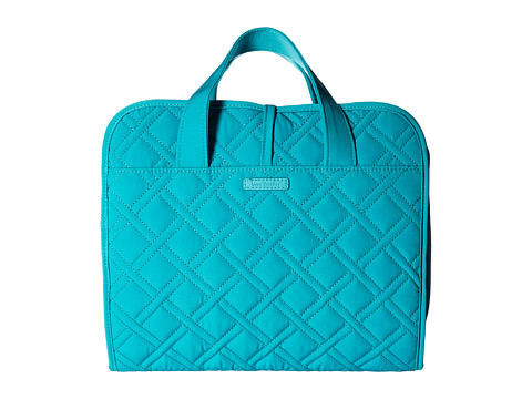 Vera Bradley Luggage Hanging Organizer - Turquoise Sea