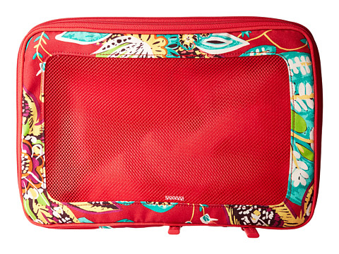 Vera Bradley Luggage Medium Expandable Packing Cube - Rumba