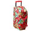 Vera Bradley Luggage Lighten Up Wheeled Carry On