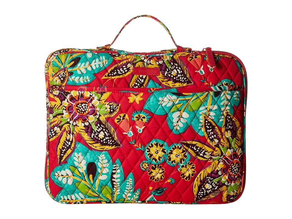 Vera Bradley Laptop Organizer (Rumba) Briefcase Bags