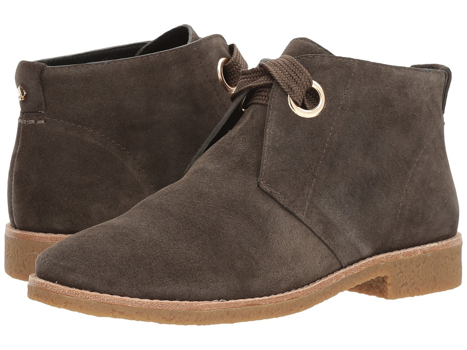 Kate Spade New York Barrow (Olive Green Cow Suede) Women