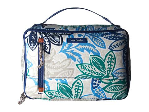Vera Bradley Luggage Large Blush & Brush Case - Santiago