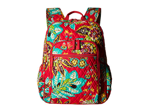 Vera Bradley Campus Tech Backpack - Rumba