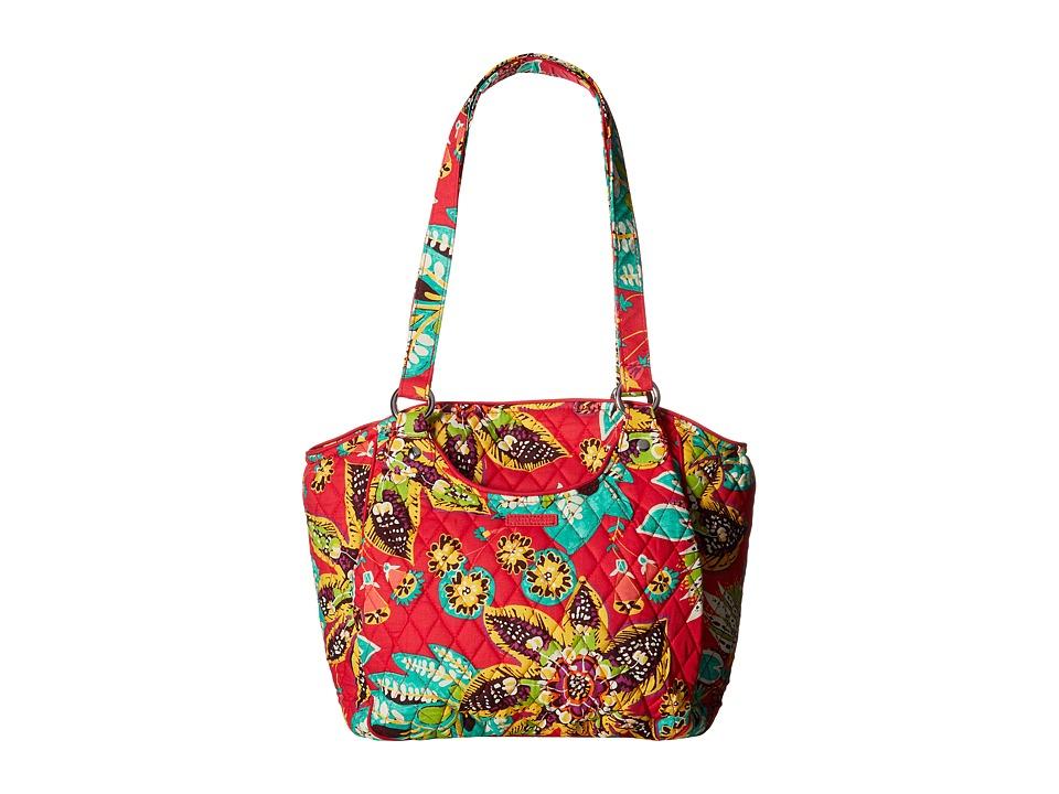 Vera Bradley Glenna (Rumba) Tote Handbags