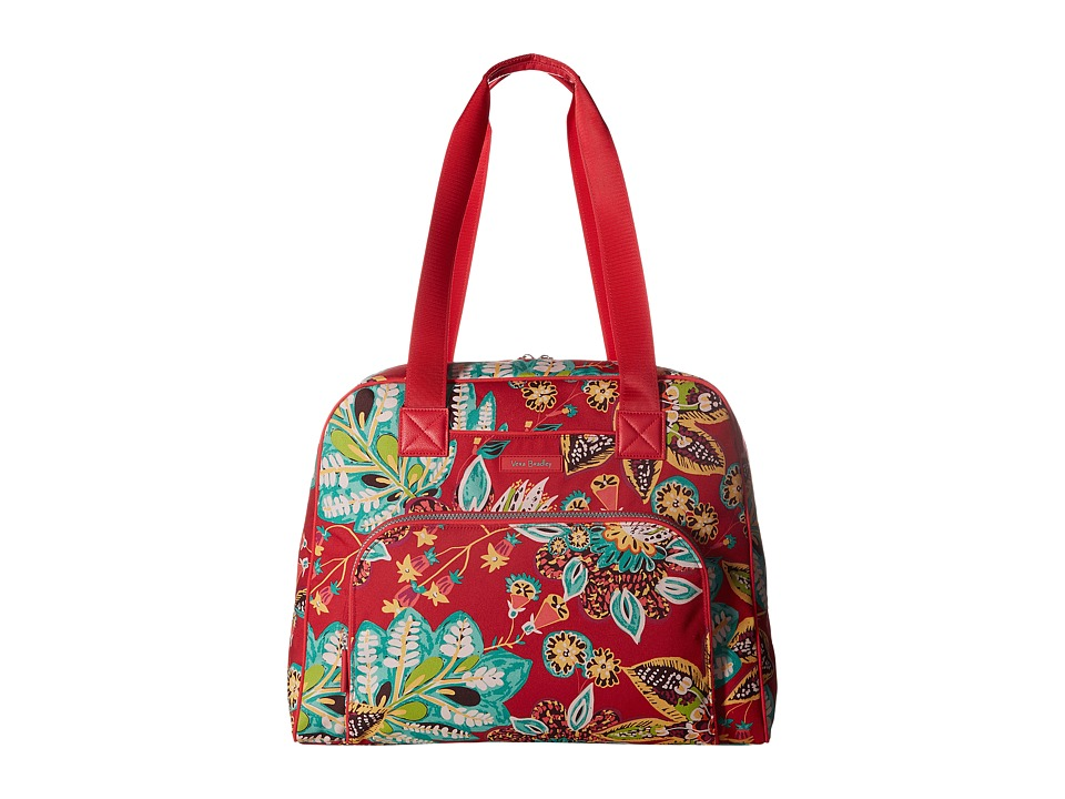 Vera Bradley Go Anywhere Carry-On (Rumba) Carry on Luggage