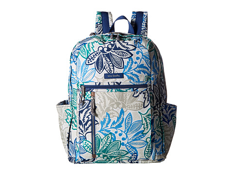 Vera Bradley Grand Backpack - Santiago