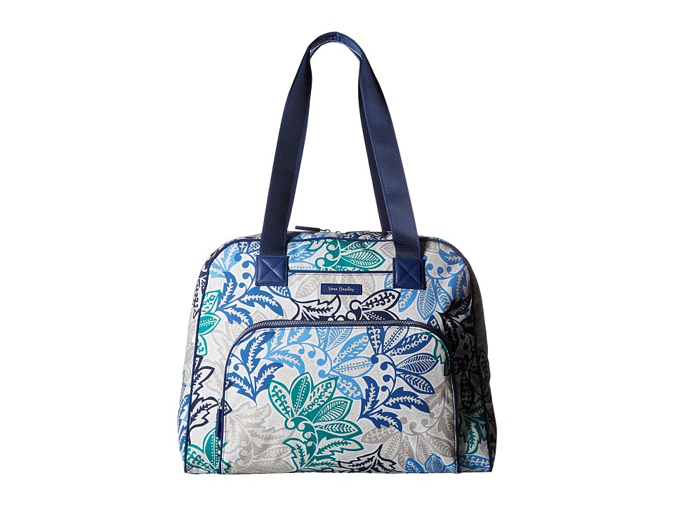 Vera Bradley Go Anywhere Carry-On (Santiago) Carry on Luggage