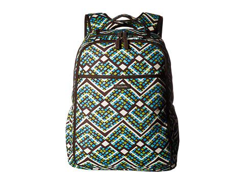 Vera Bradley Lighten Up Backpack Baby Bag - Rain Forest