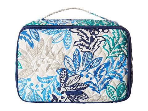Vera Bradley Large Blush & Brush Makeup Case - Santiago