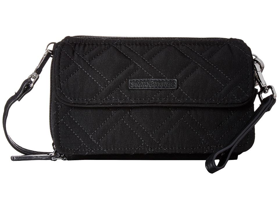 Vera Bradley - RFID All-In-One Crossbody (Classic Black) Cross Body Handbags