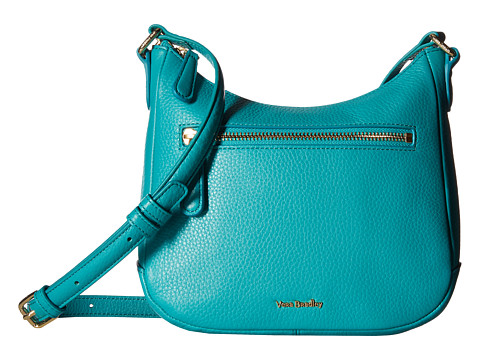 Vera Bradley Mini Vivian Crossbody - Turquoise Sea 1