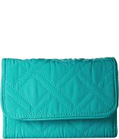 Vera Bradley - Rfid Riley Compact Wallet