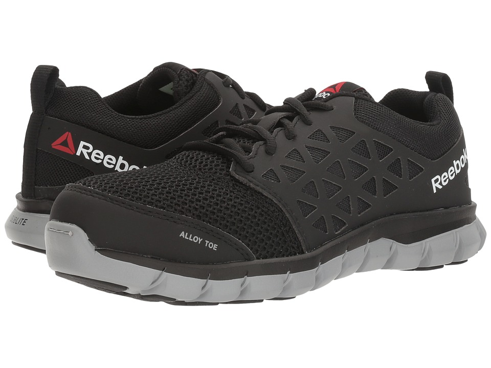 Reebok Work - Sublite Cushion Work (Black) Women's Work B...