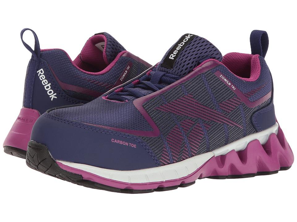 Reebok Work Zigwild TR2 Work (Purple/Pink) Women